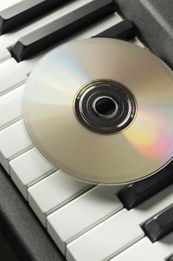 CD verpacken